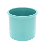 Chantal Aqua Ceramic Large Utensil Crock