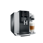 Jura S8 Moonlight Silver Automatic Espresso and Latte Machine