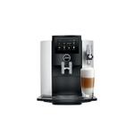 Jura S8 Moonlight Silver Automatic Espresso and Latte Machine