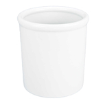 BIA White Porcelain 60 Ounce Utensil Holder