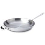 All-Clad Stainless Steel Fry Pan, 14 Inch