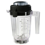 Vitamix 32 Ounce Wet Blade Blending Container with Spill Proof Lid