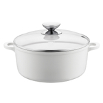 Berndes Vario Click Pearl Induction 10 Inch Dutch Oven with Glass Lid