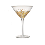 Artland Ambrosia 9 Ounce Martini Glass