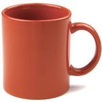 OmniWare Teaz Cafe Cinnamon Stoneware 11 Ounce Classic Coffee Mug