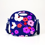 Built NY Spicy Relish Lush Flower Lunch Tote