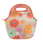 Built NY Gourmet Getaway Bright Flower Lunch Tote