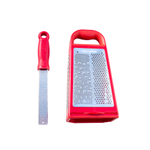 Microplane Grate Away Red 2 Piece Set