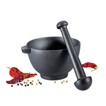 Zassenhaus Cast Iron XL Mortar and Pestle