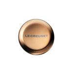 Le Creuset Stainless Steel Medium Copper Signature Knob