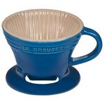 Le Creuset Marseille Stoneware Pour Over Coffee Cone