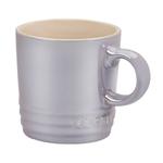 Le Creuset Metallic Provence Stoneware 3.5 Ounce Espresso Mug
