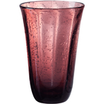 Artland Savannah Purple Bubble Glass 18 Ounce Highball Tumbler