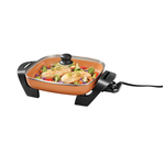 Starfrit Eco Copper 12 Inch Electric Skillet
