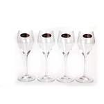 Riedel Cyrstaline Prosecco Glasses, Set of 4