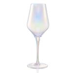 Artland Luster Clear Glass 16 Ounce Goblet