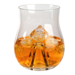 Artland 12 Ounce Whisky Swirling Glass, Set of 4