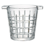 Artland Newport Ice Bucket with Ice Tong