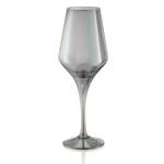 Artland Luster Smoke Glass 16 Ounce Goblet