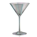 Artland Luster Smoke 8 Ounce Martini Glass