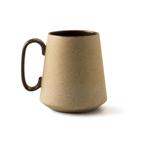 Foodesign Origine Ceramic Stoneware 10-Ounce Mug, Set of 4