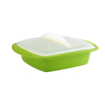 Mastrad Square Minute Cooker, Green