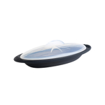 Mastrad Oval Charcoal Minute Cooker