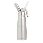 Mastrad Pro Gourmet Hot/Cold Whipper, Aluminum