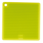 Mastrad Square Silicone Pot Holder, Green