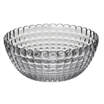 Guzzini Tiffany Grey Acrylic Large Bowl