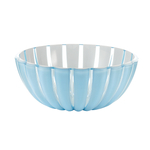 Guzzini Grace Sea Blue Acrylic 7.8-Inch Bowl