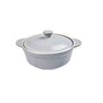 Aroma DoveWare Slate Gray 3 Quart Covered Stewpot