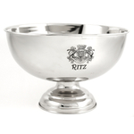 Beauchamp Ritz Stainless Steel Large Punch and Fruit Bowl