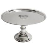 Beauchamp Ritz Stainless Steel Large Cake Stand