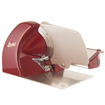 Berkel Home Line 250 Red Stainless Steel Electric Slicer