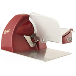 Berkel Home Line 200 Red Stainless Steel Electric Slicer
