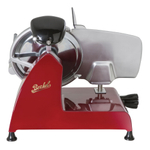 Berkel Red Line 220 Red Stainless Steel Electric Slicer