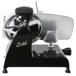 Berkel Red Line 250 Black Stainless Steel Electric Slicer