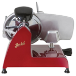 Berkel Red Line 250 Red Stainless Steel Electric Slicer
