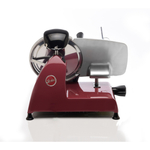 Berkel Red Line 300 Red Stainless Steel Electric Slicer