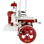 Berkel Volano B3 Red Stainless Steel Electric Meat Slicer