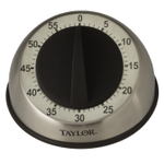 Taylor Stainless Steel Long Ring Kitchen Egg Timer