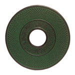 Cast Iron Green Hobnail 5