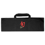 Shun Black 8-Slot Knife Storage Roll