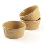 Dijon Colored Ramekin Set 3 Piece
