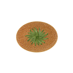 Bordallo Pinheiro Pineapple Earthenware Oval Platter