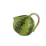 Bordallo Pinheiro Watermelon Earthenware Pitcher