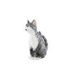 Bordallo Pinheiro Cat Earthenware Pitcher
