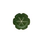 Bordallo Pinheiro Cabbage Green Dinner Plate