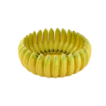 Bordallo Pinheiro Banana Decorated Centerpiece